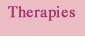 therapies